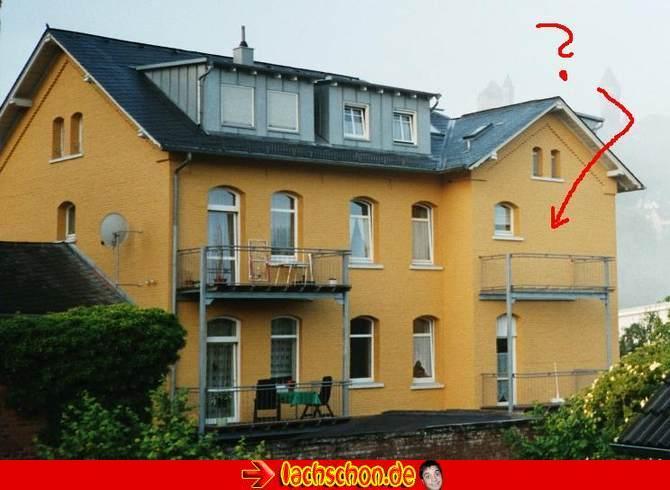 billede med huse